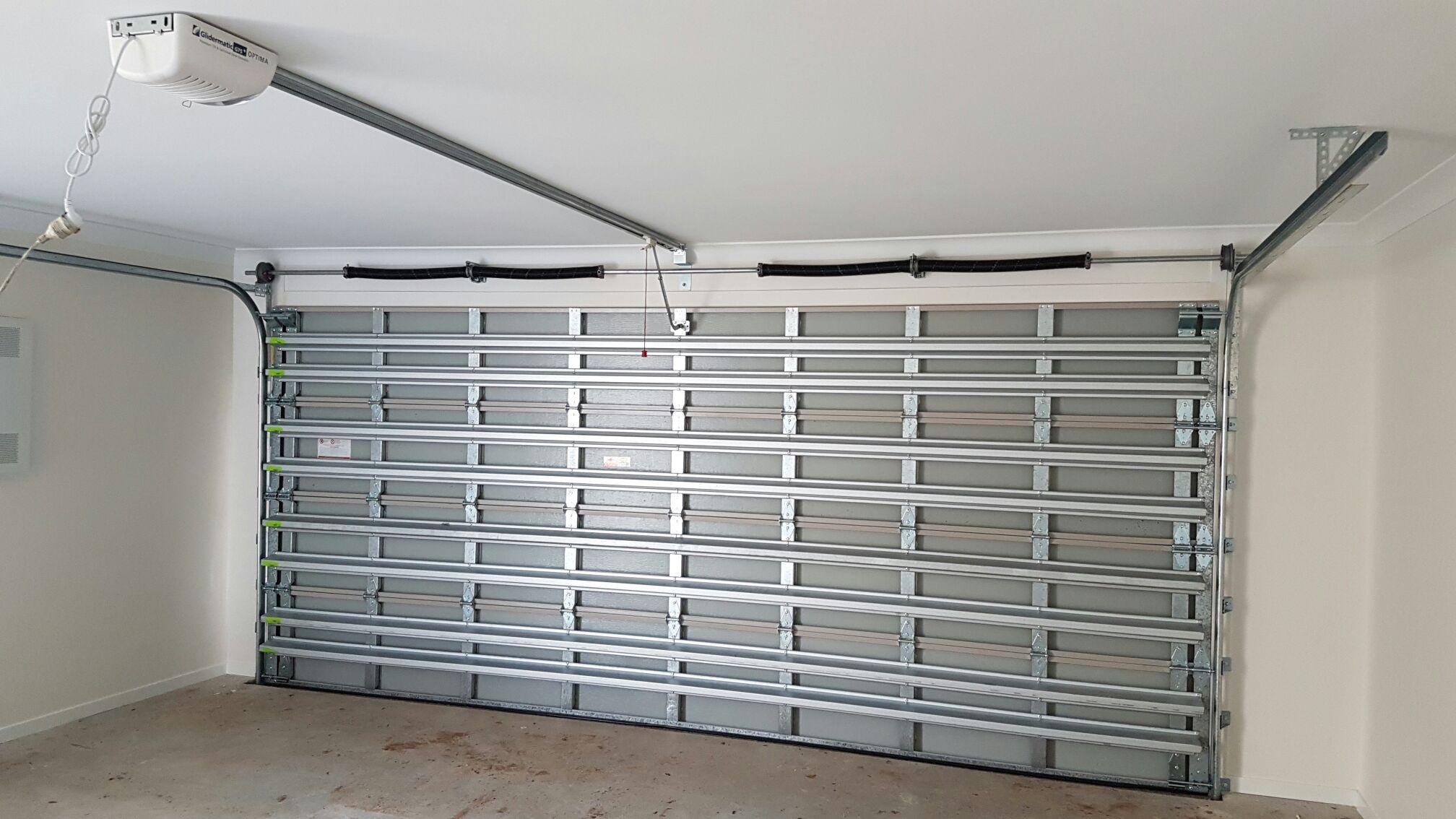 The B Amp D Storm Shield Roller Garage Door Best Doors