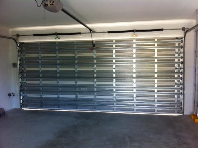 The B Amp D Windpanel Sectional Garage Door Best Doors