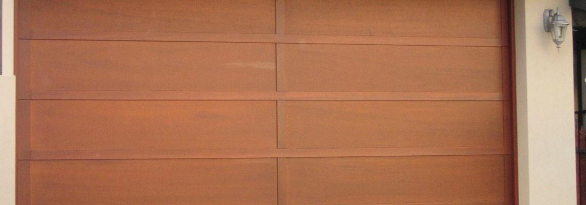 The Danmar Ply Amp Batten Panel Timber Garage Door Best Doors